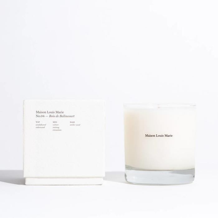 Maison Louis Marie Candles-  No. 04 Bois De Balincourt