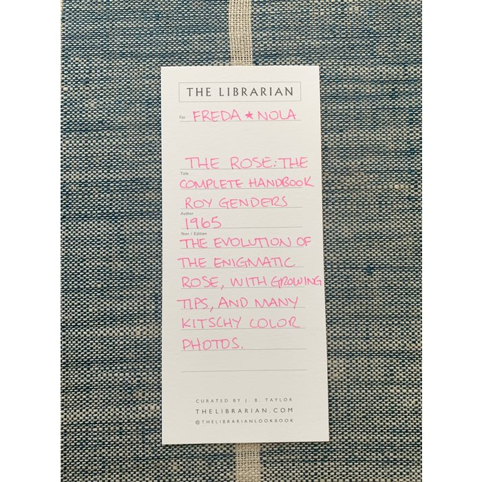 The Librarian The Rose