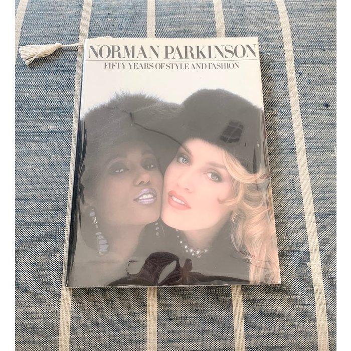 The Librarian - Norman Parkinson