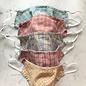 Freda Masks - Plaids