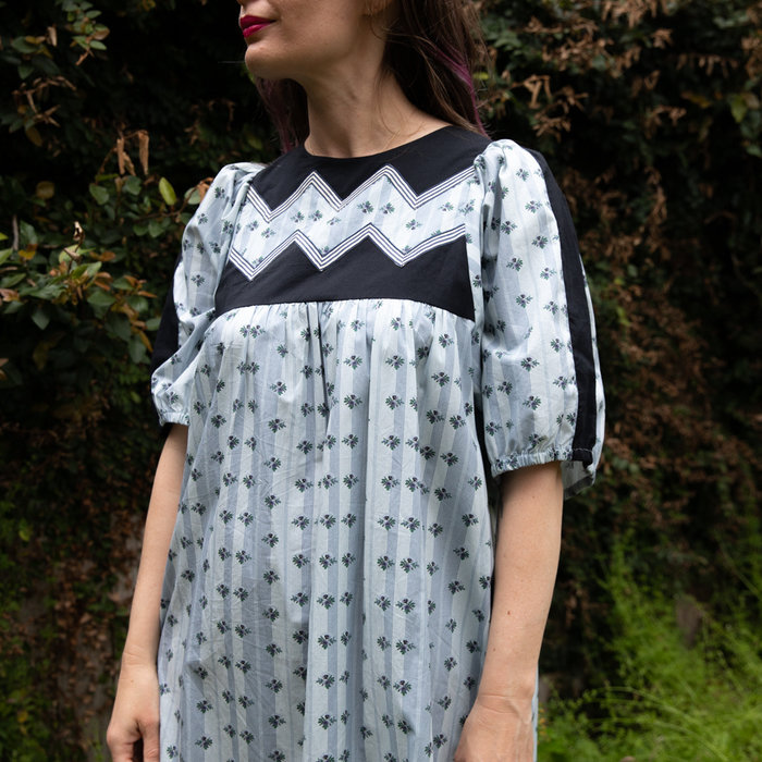Batsheva Zig Zag Dress