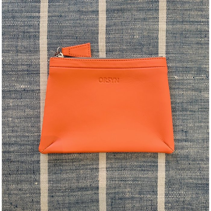 Orsyn Petite Pouch - Orange