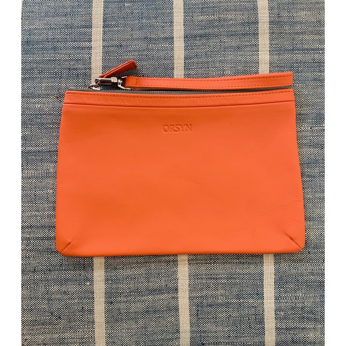 Orsyn Moyen Pouch - Orange