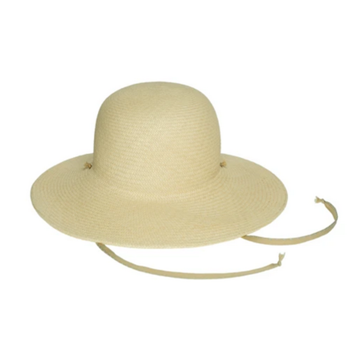 Clyde Koh Hat - Undyed Natural