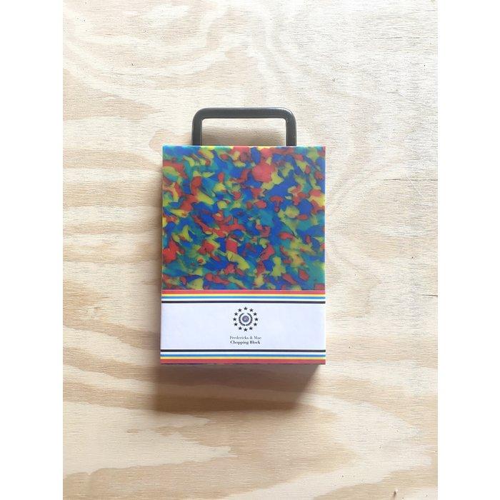 Fredericks & Mae Small Cutting Board - Rainbow