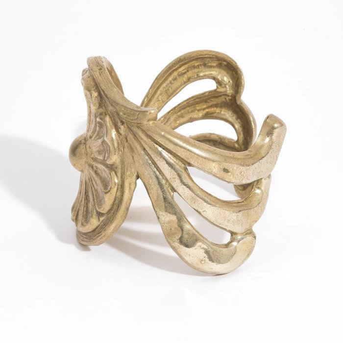 Saint Claude Wonder Woman Cuff - Brass