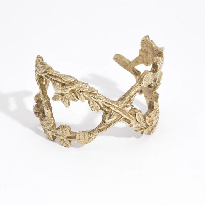 Saint Claude Secret Garden Cuff