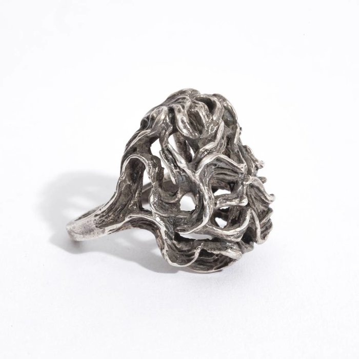 Saint Claude Tree of Life Ring