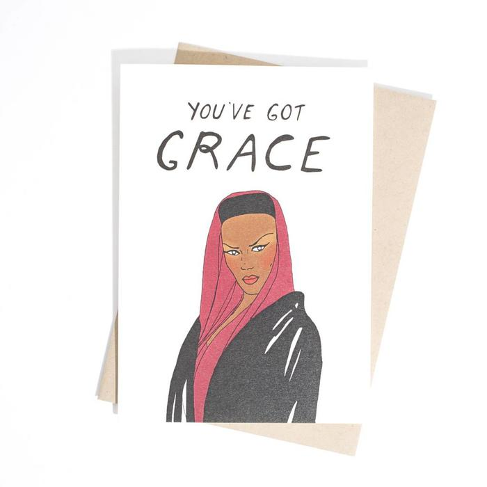 You've Got Grace