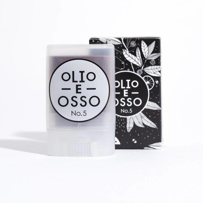 Olio E Osso Lip/Cheek Stick -  No. 5 Currant