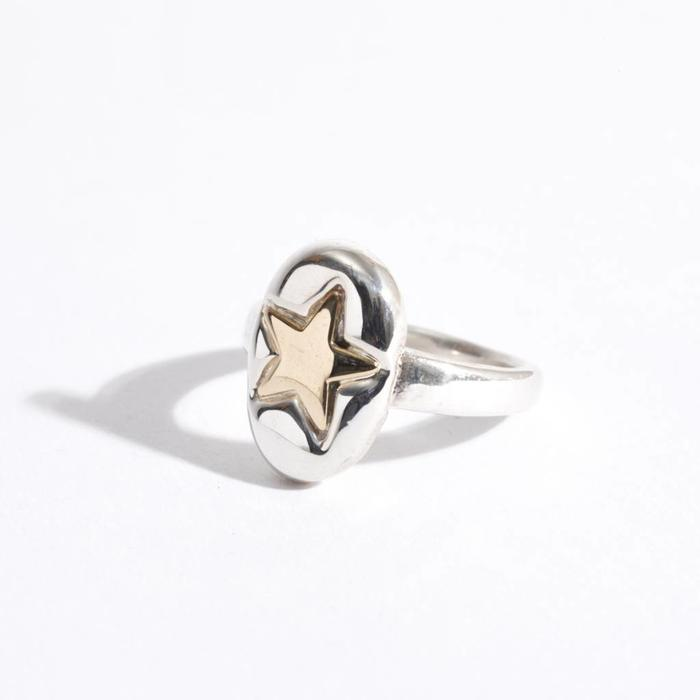 Open House Star Ring