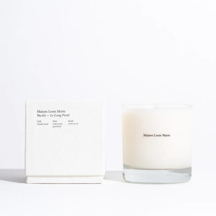 Maison Louis Marie Candles-  No. 02 Le Long Fond