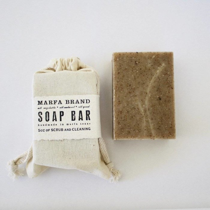 Marfa Brands Campfire Soap