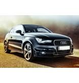 Audi black VUS