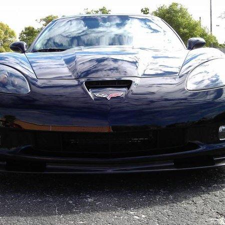 Corvette Black