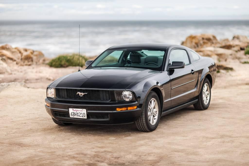 Mustang Base