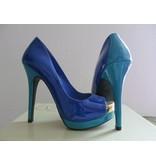 Heels bleu