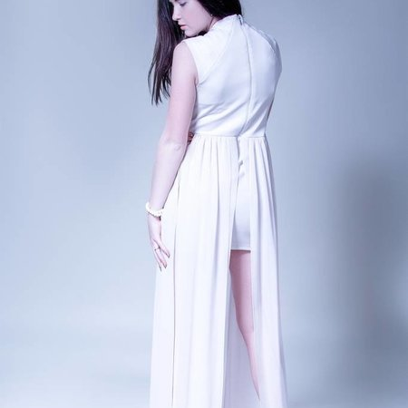 Robe blanco
