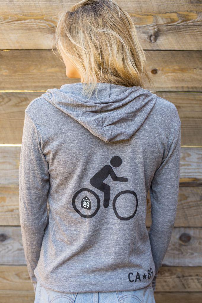 California 89 Sunflower Bike Women's Pullover