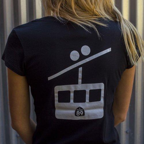 California 89 Gondola Women's Graphic Tee