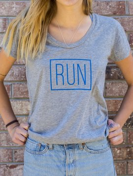 Women's T-Shirts Women's Short Sleeve Roadtrip Tee Run