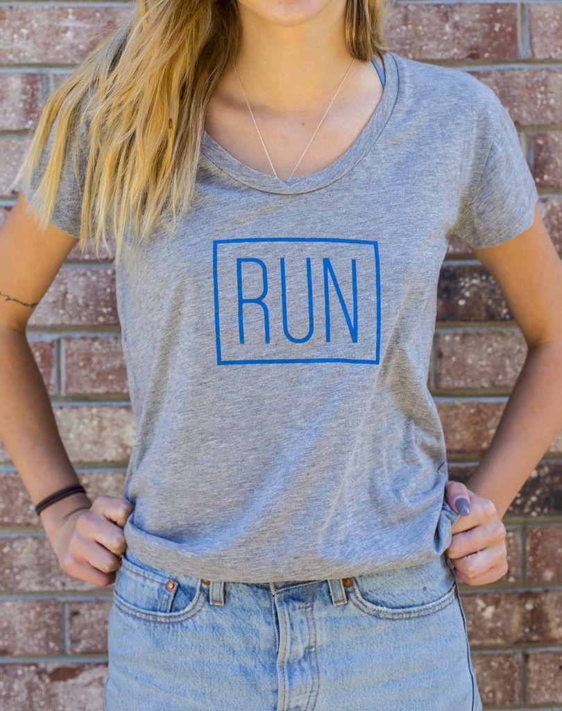 Women's T-Shirts RUN Road Trip Women's Tee