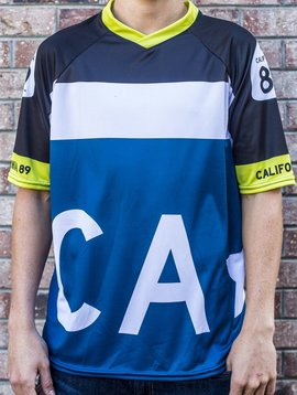 California 89 Funno unisex Mountain Bike Jersey