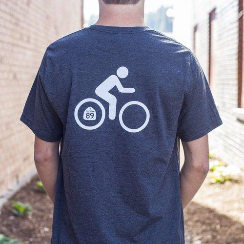 Men's Tshirt Bicycle Men's Tee