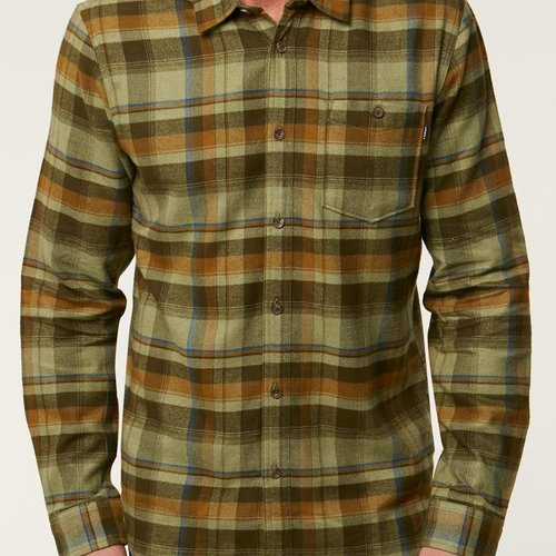 California 89 O'Neill Redmond Men's  Flannel