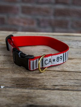 California 89 Dog Collar