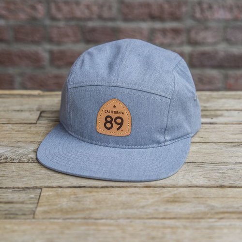 California 89 CA89 Cotton Twill Capteur Hat