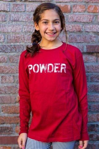 Kid's T-Shirts Powder Kid's Long Sleeve Tee