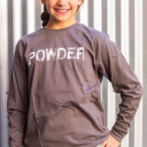 California 89 Powder Kid's Long Sleeve Tee