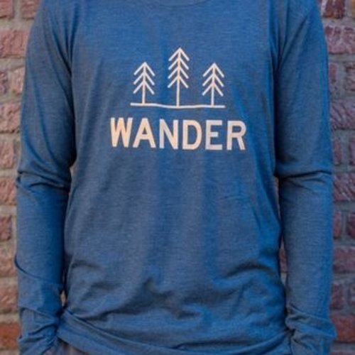 California 89 Wander Men's Long Sleeve Tee