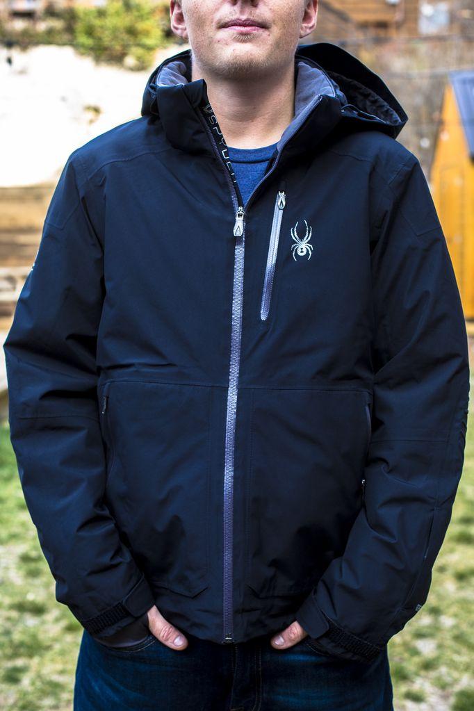 California 89 Men's Spyder Avenger Jacket