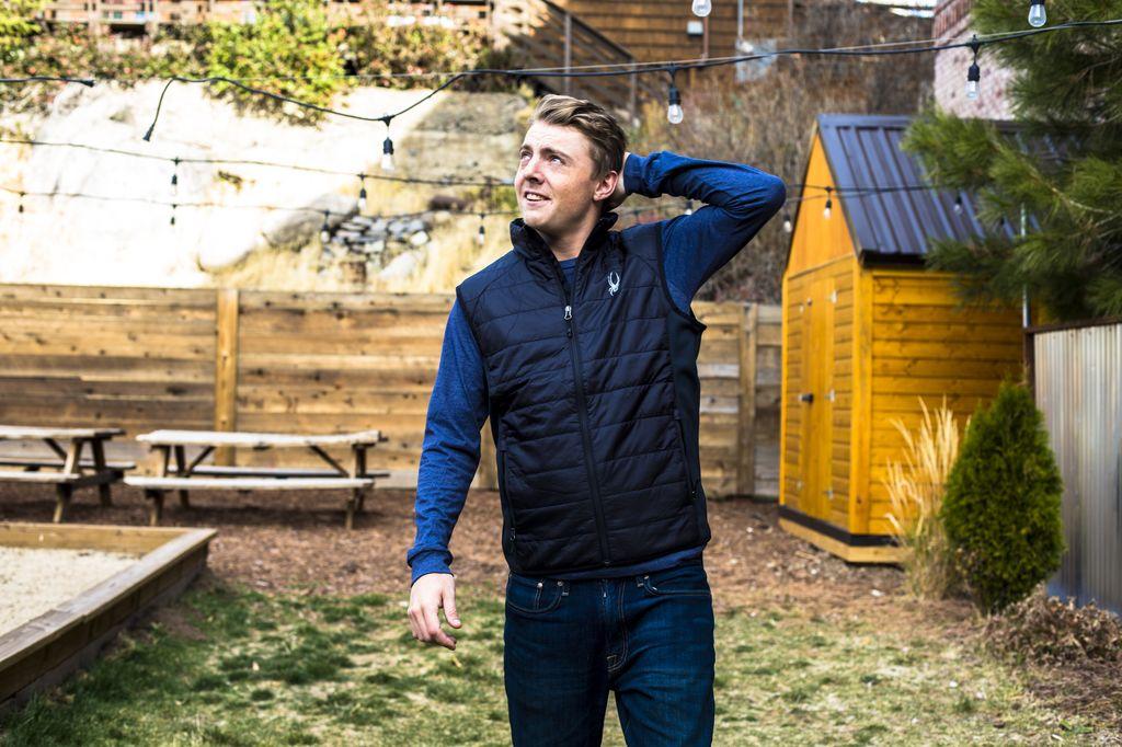 California 89 Men's Spyder Glissade Insulator Vest
