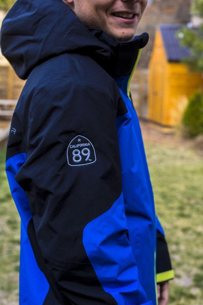 California 89 Men's Spyder Chambers Jacket