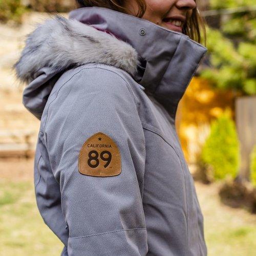 California 89 Women's Roxy Atmosphere Jacket