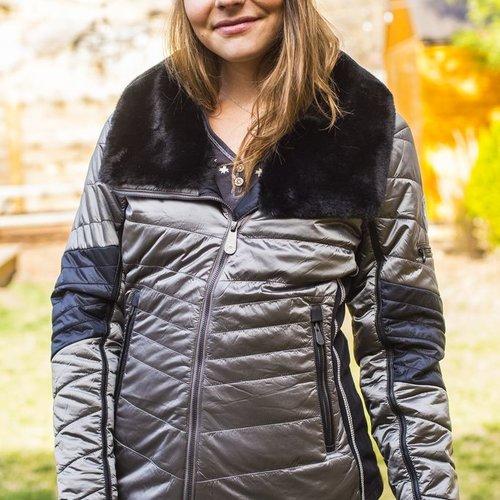 California 89 Women's Alp-N-Rock Cortina Moto Jacket