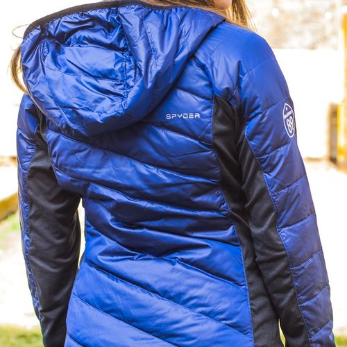 California 89 Women's Spdyer Solitude Down Jacket