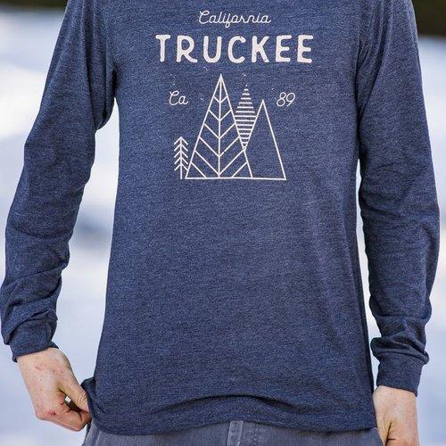 California 89 Men's Long Sleeve Truckee Tee