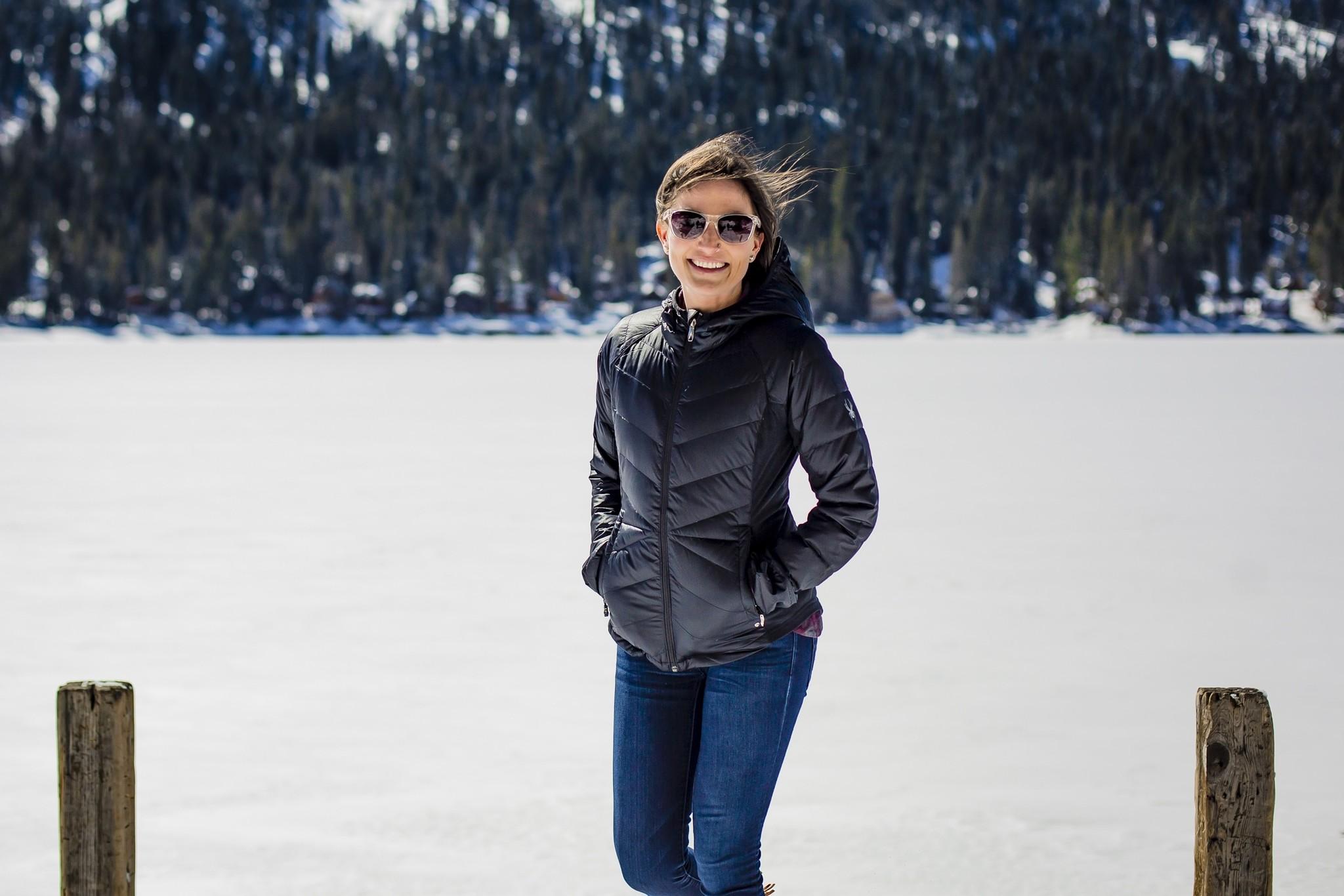 California 89 Women's Spdyer Solitude Down Jacket