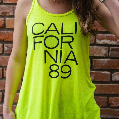 California 89 California 89 Women's Tank