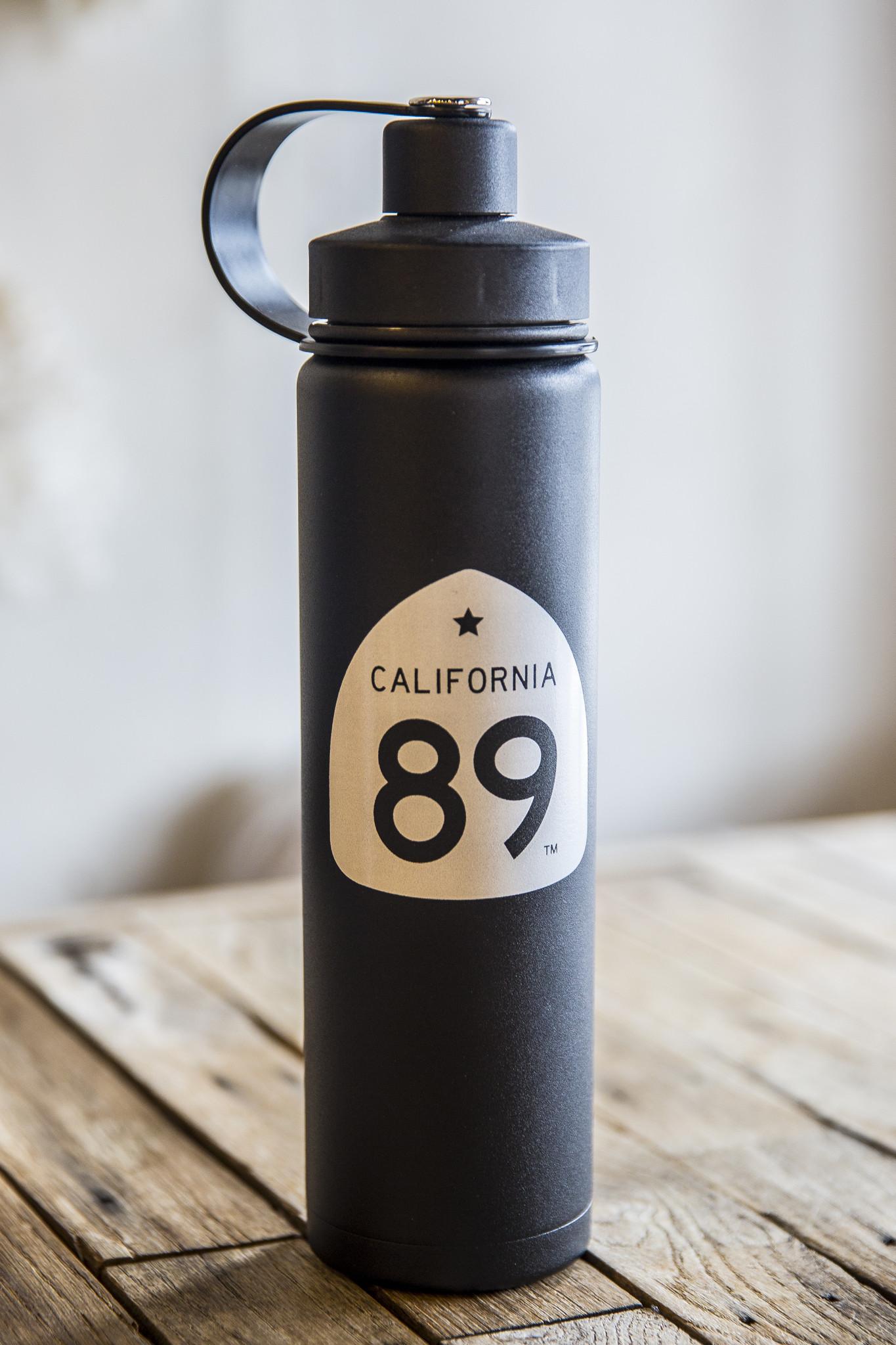 California 89 24 oz Eco Vessel Water Bottle