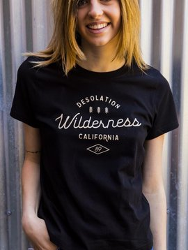 California 89 Women's short sleeve Desolation Wilderness