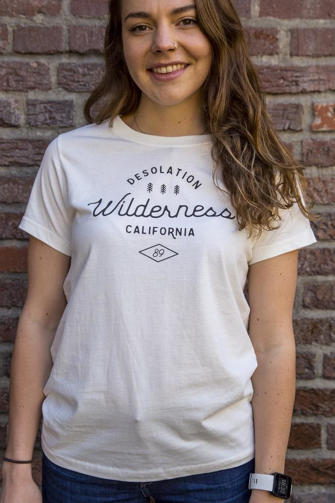 California 89 Women's Desolation Wilderness Tee