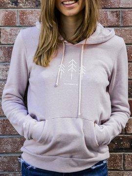 California 89 Women's Tree Hoodie