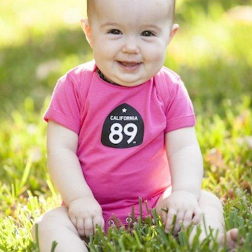 California 89 CA89 Baby Onesie