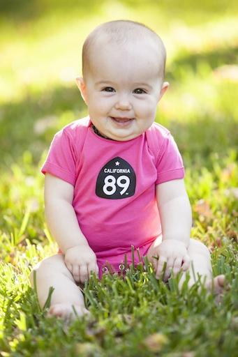 Baby CA89 Baby Onesie