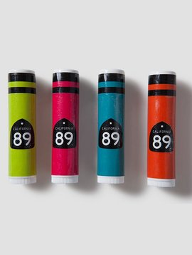 California 89 Lip Balm